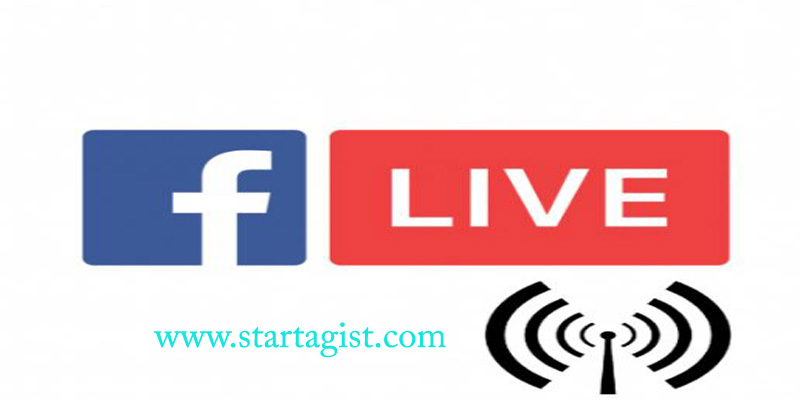 Facebook Live Audio Feature-Startagist