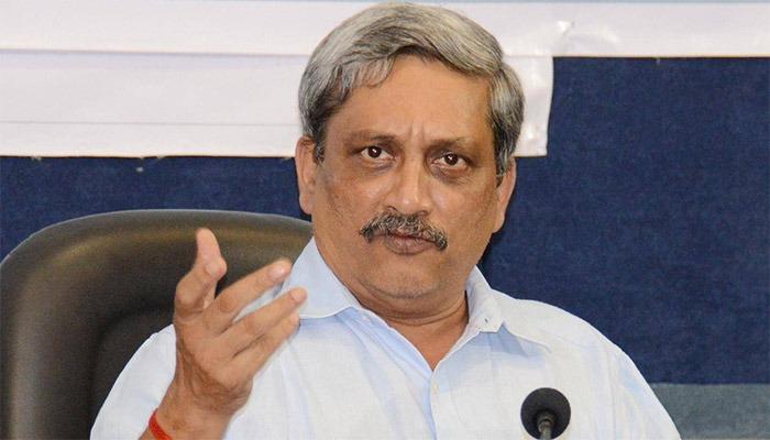 Manohar Parrikar says innovation fund to encourage defence startups