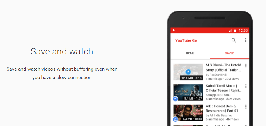 YouTube Go is now available on Android-Startagist