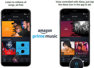 Amazon-Music is Available for Prime members in India-Startagist